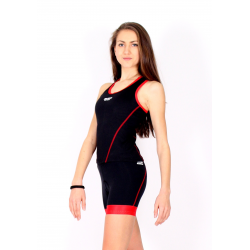 Singlet Tania Red