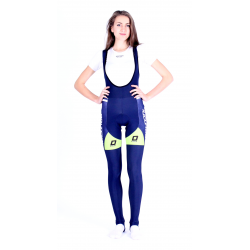Cycling BibTight Lady Navy