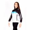 Cycling Rain Jacket BARCA BLUE