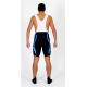 Cycling PantBib Short blue - MALAGA-CORDOBA