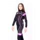 Jacket Wintex black - pink