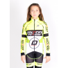 Cycling Kids Jacket pro - FLASH