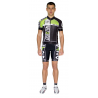 Cycling Jersey Short Sleeves green - MADRID