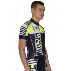 Cycling Jersey Short Sleeves fluo - MADRID