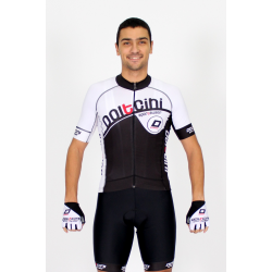 Cycling Jersey Short Sleeves white - CORDOBA
