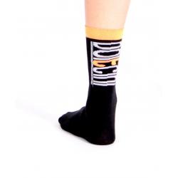Socks High Summer 2015 black-orange
