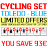 Cycling SET - Toledo Blue