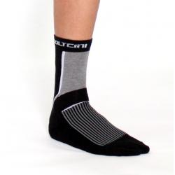 Socks High Winter black-grey (2 PAIRS)
