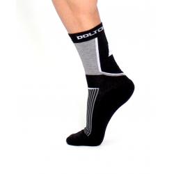 Socks High Winter 2016 black-grey (2 PAIRS)