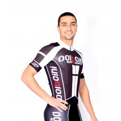 Cyclisme à manches courtes jersey PRO white - NAPOLI