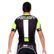 Cycling Jersey Short Sleeves PRO green - NAPOLI
