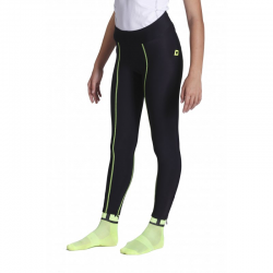 Cycling Uni Tight with FATLOG fluo without PAD - BIANCA