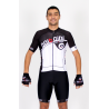 Cycling Jersey Short Sleeves black - CORDOBA