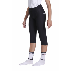 Cycling Uni Knicker without pad black - BIANCA