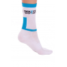 Socks High Summer 2014 white-blue