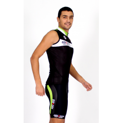 Cycling Body Light green - MALAGA