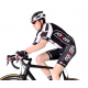 Cycling Jersey Short Sleeves PRO white - NAPOLI