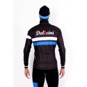 Cycling Jacket Winter Pro Blue - ZAMORA
