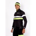Cycling Jacket winter pro fluo yellow - ZAMORA