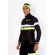 Cycling Jacket winter pro fluo yellow - ZAMORA