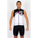 Cycling Body Light black - CORDOBA