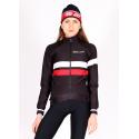 Cycling Jacket Winter Pro Red - ZAMORA