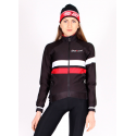 Cyclisme à Veste Winter Pro Red - ZAMORA