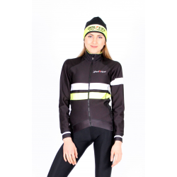 Cycling Jacket Winter Pro Fluo - ZAMORA