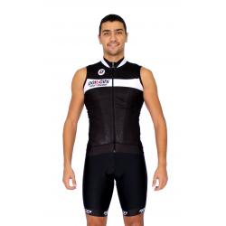 Cycling Body Light black - MALAGA