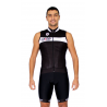 Cycling Body Light black - MALAGA