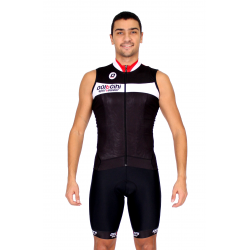 Cycling Body Light red - MALAGA