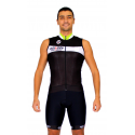 Cycling Body Light Malaga fluo