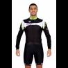 Cycling Jersey Long Sleeves green - MALAGA