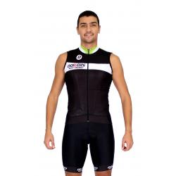 Cycling Body Light green - MALAGA