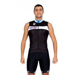 Cycling Body Light blue - MALAGA