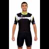 Cycling Jersey Short Sleeves green - MALAGA