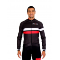 Cycling Midseason Jacket PRO red - ZAMORA