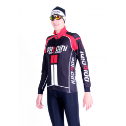 Cycling Winter Jacket PRO red - NAPOLI