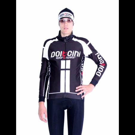 Cycling Winter Jacket PRO white - NAPOLI