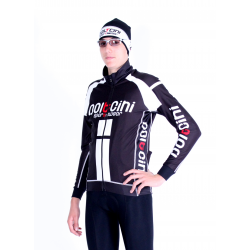 Cyclisme à Veste Winter PRO white - NAPOLI