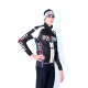 Cycling Winter Jacket PRO white - NAPOLI