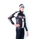 Cyclisme à Veste Winter PRO white - NAPOLI