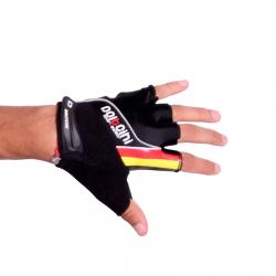 Ръкавици за колоездене GEL - Belgium Champ