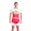 Cycling Jersey Short Sleeves Elite- BG Champ