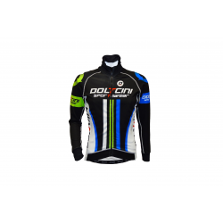 Cycling Winter Jacket PRO black - ATHENS