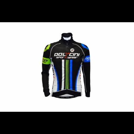 Cyclisme à Veste Winter PRO black - ATHENS