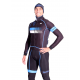 Cycling Jacket Winter pro Blue - HERO