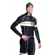 Cycling Jacket Winter pro Fluo/Green - HERO