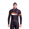 Cycling Jacket Winter pro Fluo/Orange - HERO