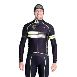 Cyclisme à Veste Winter pro Fluo/Yellow - HERO